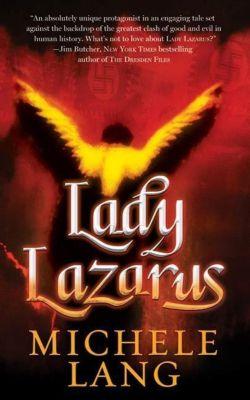 Tor Books: Lady Lazarus, Michele Lang