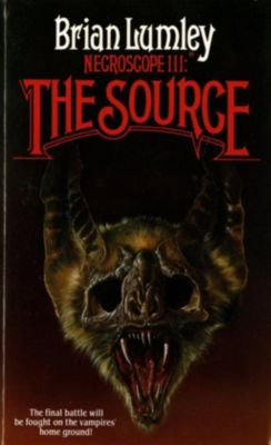 Tor Books: Necroscope III: The Source, Brian Lumley