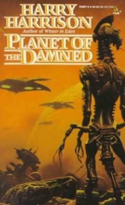 Tor Books: Planet of the Damned, Harry Harrison