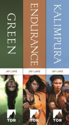 Tor Books: The Green Universe Trilogy, Jay Lake