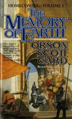 Tor Books: The Memory of Earth, Orson Scott Card