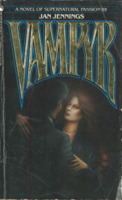Tor Books: Vampyr, Jan Jennings