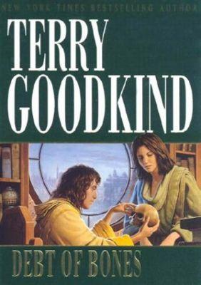 Tor Fantasy: Debt of Bones, Terry Goodkind