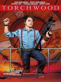 Torchwood: Torchwood, Volume 1, Issue 4, John Barrowman