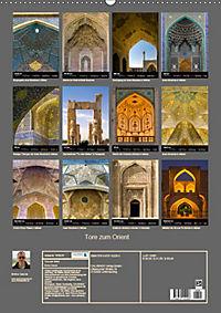 Tore zum Orient (Wandkalender 2019 DIN A2 hoch) - Produktdetailbild 13
