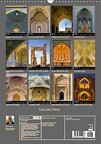 Tore zum Orient (Wandkalender 2019 DIN A3 hoch) - Produktdetailbild 13
