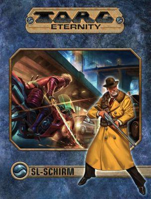 Torg Eternity, Spielleiterschirm - Darrell Hayhurst pdf epub