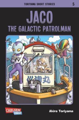 Toriyama Short Stories - Jaco, The Galactic Patrolman, Akira Toriyama