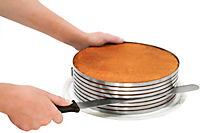 Tortenboden-Schneidhilfe, 2tlg. - Produktdetailbild 1