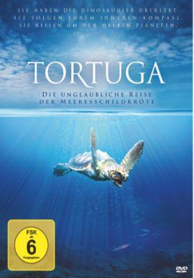 Tortuga - Die unglaubliche Reise der Meeresschildkröte, Hannelore (Erzählerin) Elsner