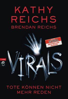 Tory Brennan Trilogie Band 1: VIRALS - Tote können nicht mehr reden - Kathy Reichs pdf epub