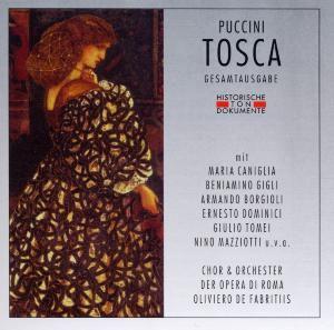 Tosca, Orch.E Coro Del Teatro Reale