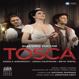 Tosca, Gheorghiu, Kaufmann, Terfel, Papp
