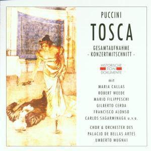 Tosca (Ga), Chor & Orch.Des Palacio De Bellas Artes