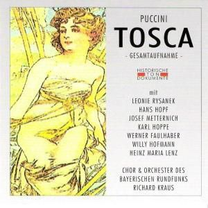 Tosca (Ga), Chor & Orch.D.Bayer.Rundfunks