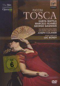 Tosca-Live From The Met, Mattila, Alvarez, Colaneri, Met