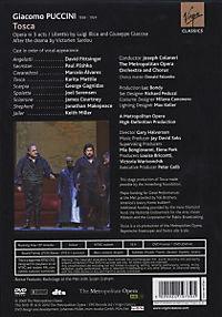 Tosca-Live From The Met - Produktdetailbild 1