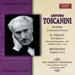 Toscanini Dirigiert Beethoven 5, Arturo Toscanini, Nbc Symphony Orchestra