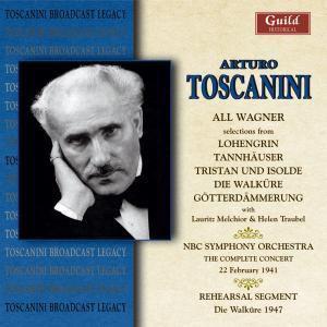 Toscanini Dirigiert Wagner, NBC SO,Toscanini Lauritz Melchior & Helen Traubel
