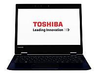 TOSHIBA Portege X20W-D-111 i7-7600U 31,75cm 12,5Zoll FHD entspiegelt 16GB 512GB SSD WLAN BT4.2 W10P blau - Produktdetailbild 2