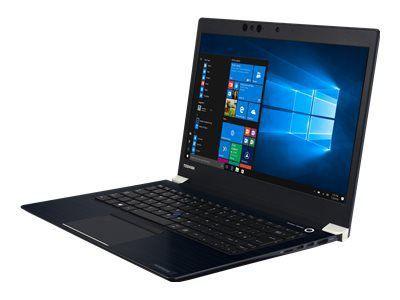 TOSHIBA Portege X30-E-11U Intel Core i7-8550U 33,8cm 13,3Zoll FHD entspiegelt 32GB 16+16 DDR4 1TB M.2 PCLe IntelUHD W10P 64Bit