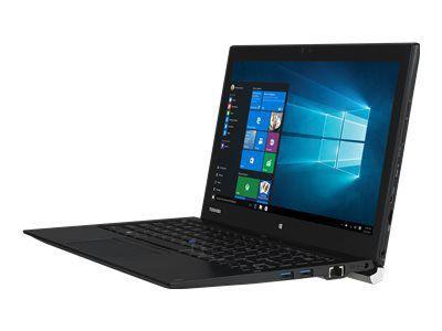 TOSHIBA Portege Z20t-C-156 31,8cm 12,5Zoll entspiegelt IntelCore M5-6Y54 8GB DDR3 512GB SSD HD Graphics 515 W10P WLAN BT LTE 1 Jahr