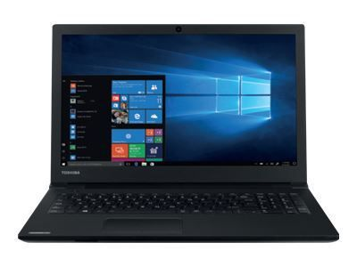 TOSHIBA Satellite Pro R50-E-12E 39,6cm 15,6Zoll HD entspiegelt Intel Core i3-7020U 8GB DDR4 1TB HDD Slim DVD WLAN BT4.2 W10Pro