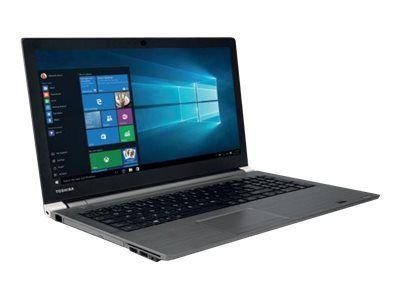TOSHIBA Tecra Z50-E-10R Intel Core i5-8250U 39,6cm 15,6Zoll FHD entspiegelt 8GB DDR4 256GB SSD WLAN BT LTE 1Jahr RG W10P BTO(P)