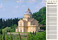 Toskana - Großarige Bauten (Tischkalender 2019 DIN A5 quer) - Produktdetailbild 12