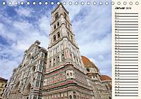 Toskana - Großarige Bauten (Tischkalender 2019 DIN A5 quer) - Produktdetailbild 1