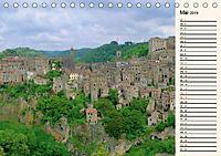 Toskana - Großarige Bauten (Tischkalender 2019 DIN A5 quer) - Produktdetailbild 5