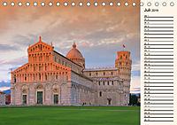Toskana - Großarige Bauten (Tischkalender 2019 DIN A5 quer) - Produktdetailbild 7