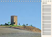 Toskana - Großarige Bauten (Tischkalender 2019 DIN A5 quer) - Produktdetailbild 6