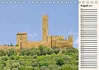 Toskana - Großarige Bauten (Tischkalender 2019 DIN A5 quer) - Produktdetailbild 8