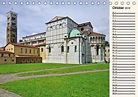 Toskana - Großarige Bauten (Tischkalender 2019 DIN A5 quer) - Produktdetailbild 10