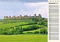 Toskana - Großarige Bauten (Tischkalender 2019 DIN A5 quer) - Produktdetailbild 11