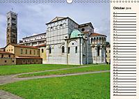 Toskana - Grossarige Bauten (Wandkalender 2019 DIN A3 quer) - Produktdetailbild 10