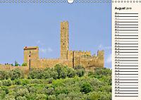 Toskana - Grossarige Bauten (Wandkalender 2019 DIN A3 quer) - Produktdetailbild 8