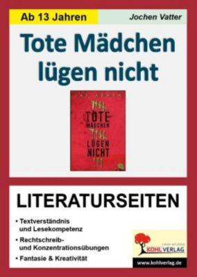 Tote Mädchen lügen nicht - Literaturseiten, Jochen Vatter