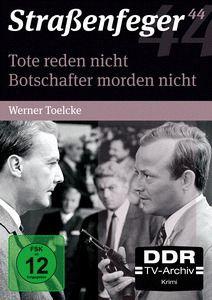 Tote reden nicht / Botschafter morden nicht, Günter Kaltofen, Helmut Krätzig, Werner Toelke, Georg Leopold
