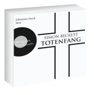 Totenfang, 12 Audio-CDs, Simon Beckett