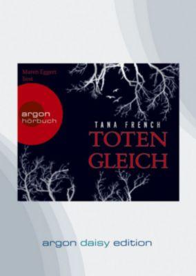 Totengleich, MP3-CD, Tana French