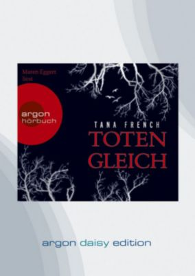 Totengleich, MP3-CD, Tana French