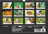 Totenkopfaffen (Wandkalender 2019 DIN A4 quer) - Produktdetailbild 13