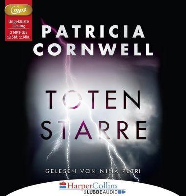 Totenstarre, 2 MP3-CDs, Patricia Cornwell