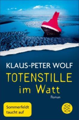 Totenstille im Watt, Klaus-Peter Wolf