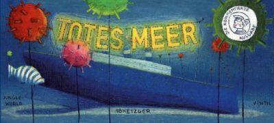 Totes Meer - 18 Metzger |