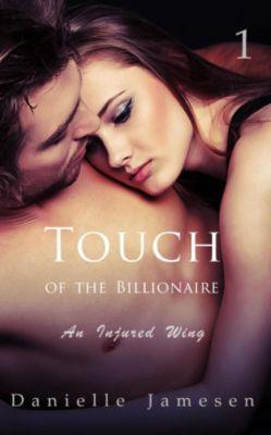 Touch of the Billionaire: Touch of the Billionaire 1: An Injured Wing, Danielle Jamesen