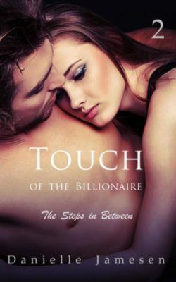 Touch of the Billionaire: Touch of the Billionaire 2: The Steps in Between, Danielle Jamesen