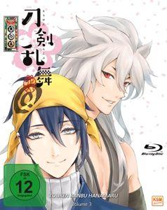 Touken Ranbu Hanamaru - Vol. 3 (Episoden 09-12), N, A